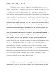 district of columbia v heller pdf