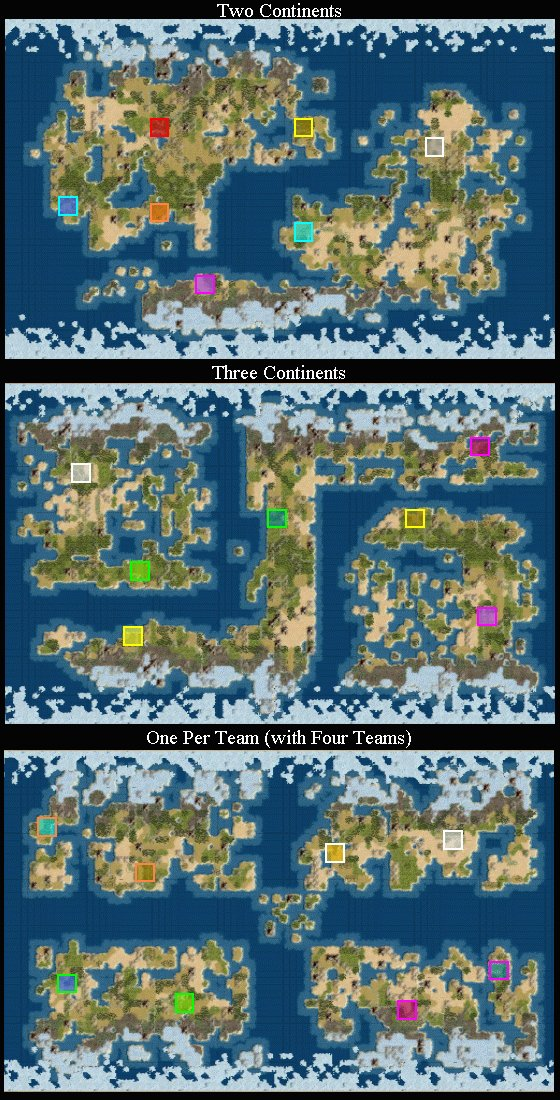 civilization 5 map guide