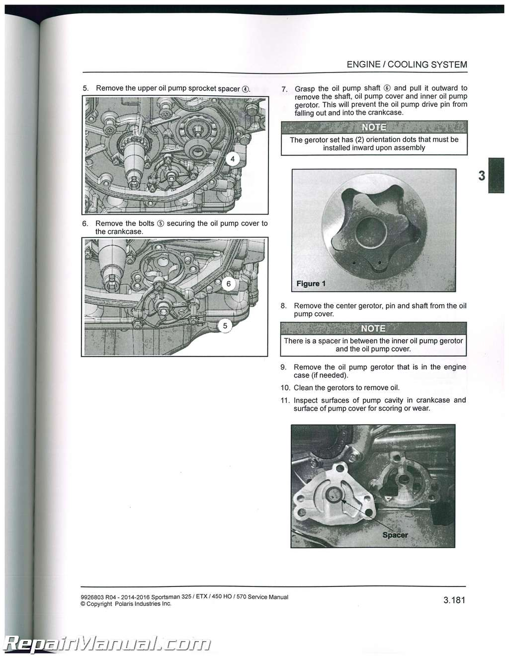2014 polaris sportsman 400 ho repair manual