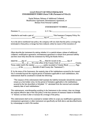 application form for p endorsement