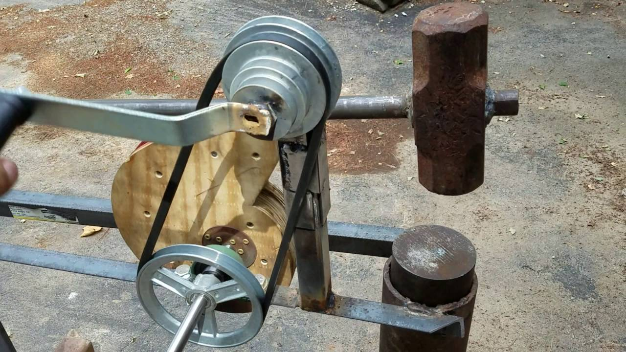 diy power hammer pdf