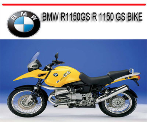 2005 bmw r 1150 gs owners manual