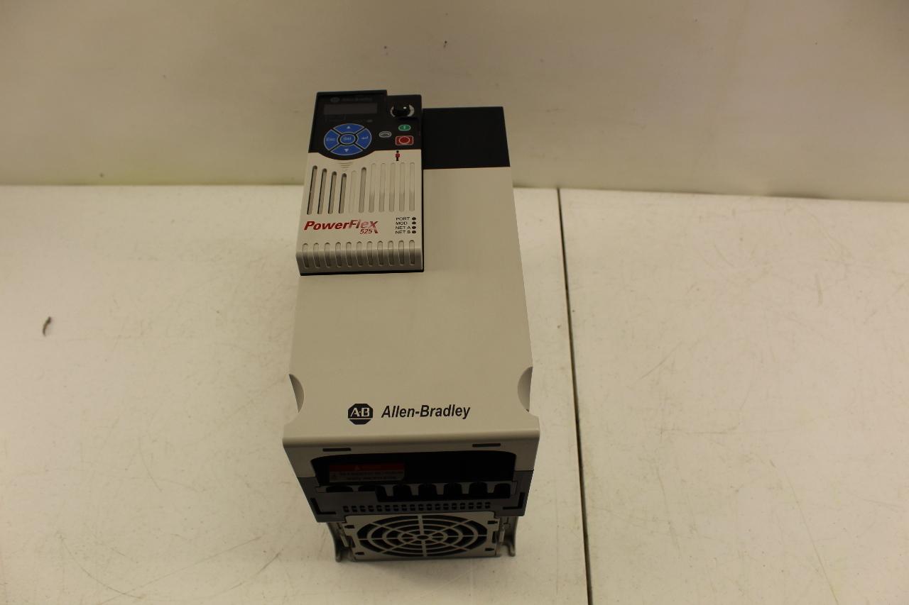 allen bradley vfd powerflex 525 manual