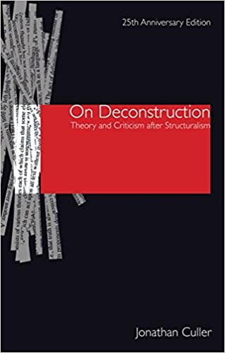 deconstruction and criticism pdf
