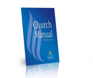 asventist manual irdination