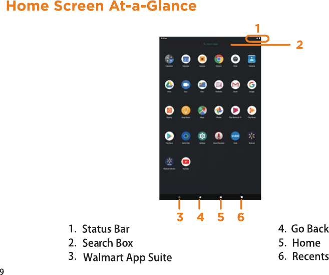 android tablet user manual