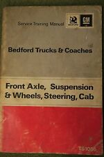 bedford service manual
