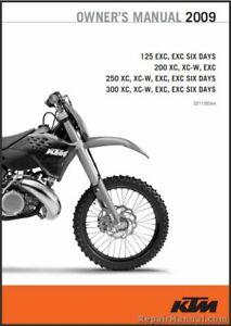 1998 ktm 200 exc manual
