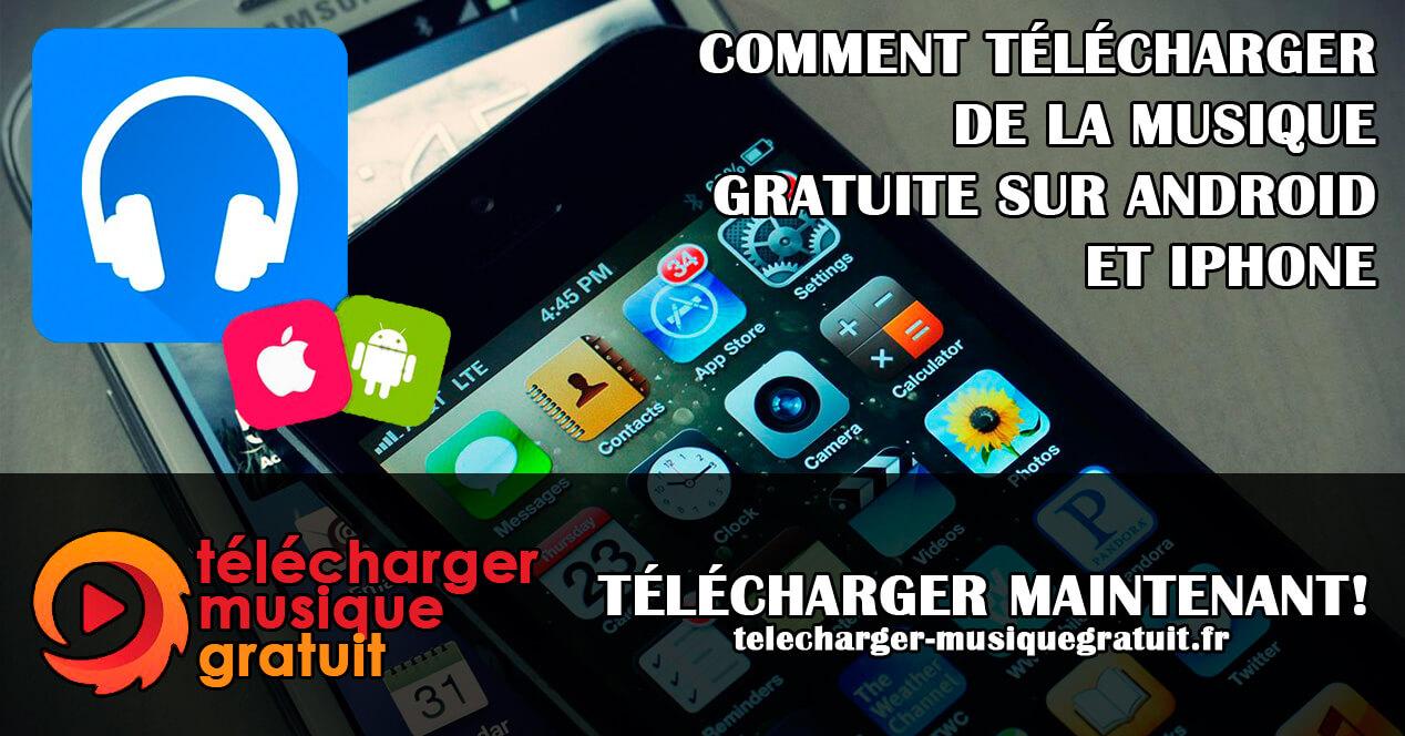 application telecharger musique iphone gratuit