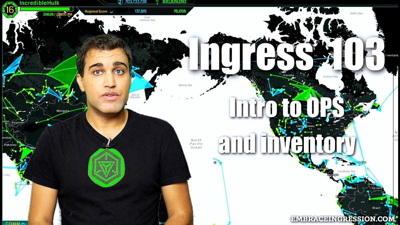 beginners guide to ingress