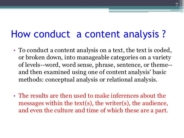 analyzing media messages using quantitative content analysis in research pdf