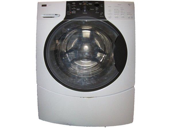 bosch washing machine manual