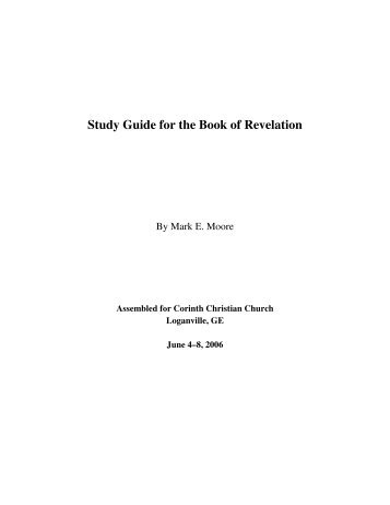book of mark study guide