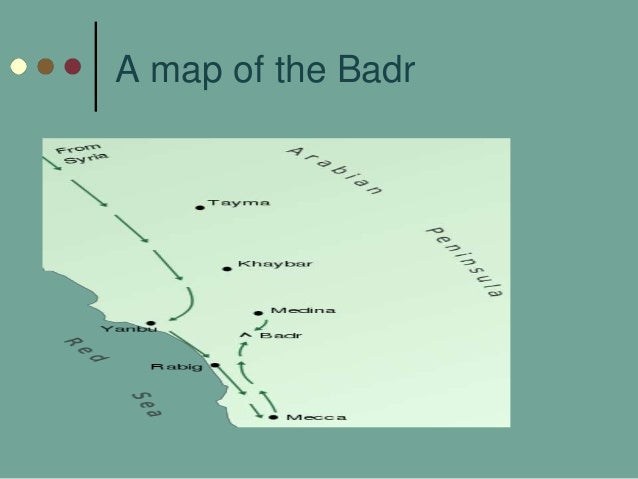 battle of badr summary pdf