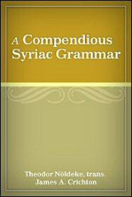 compendious aramaic dictionary