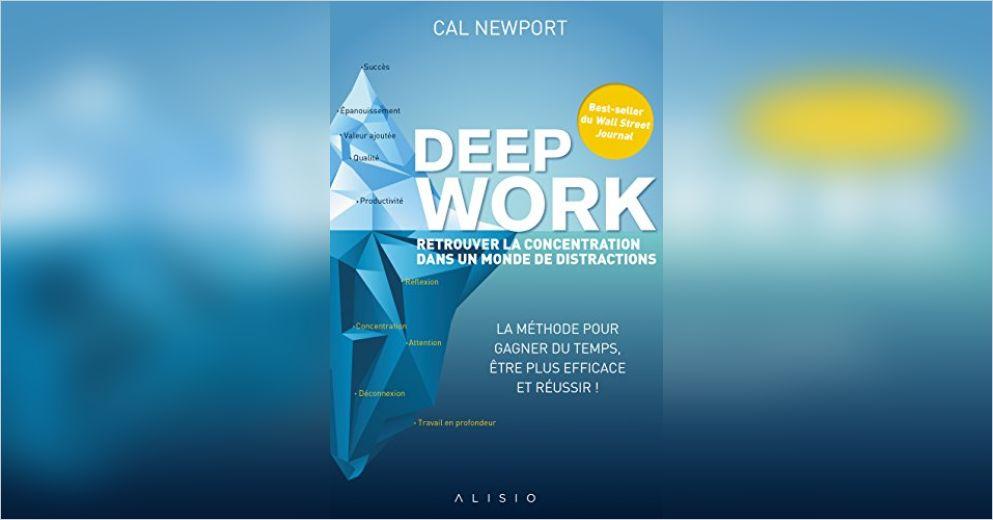 cal newport deep work pdf