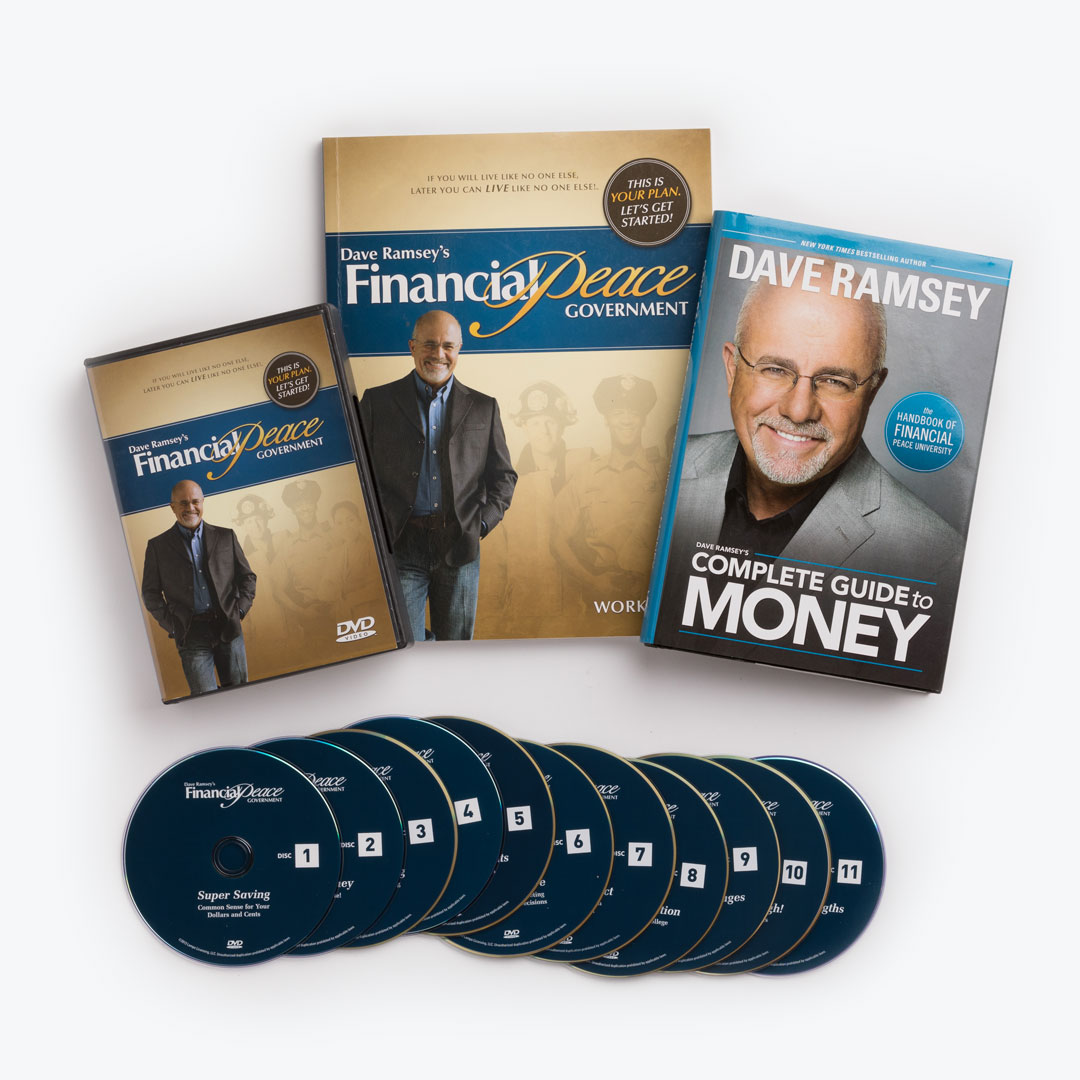 dave ramsey complete guide to money audiobook