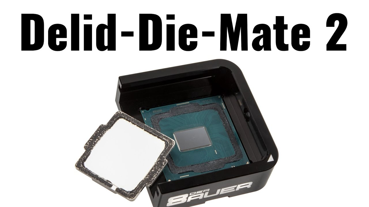 delid die mate 2 instructions