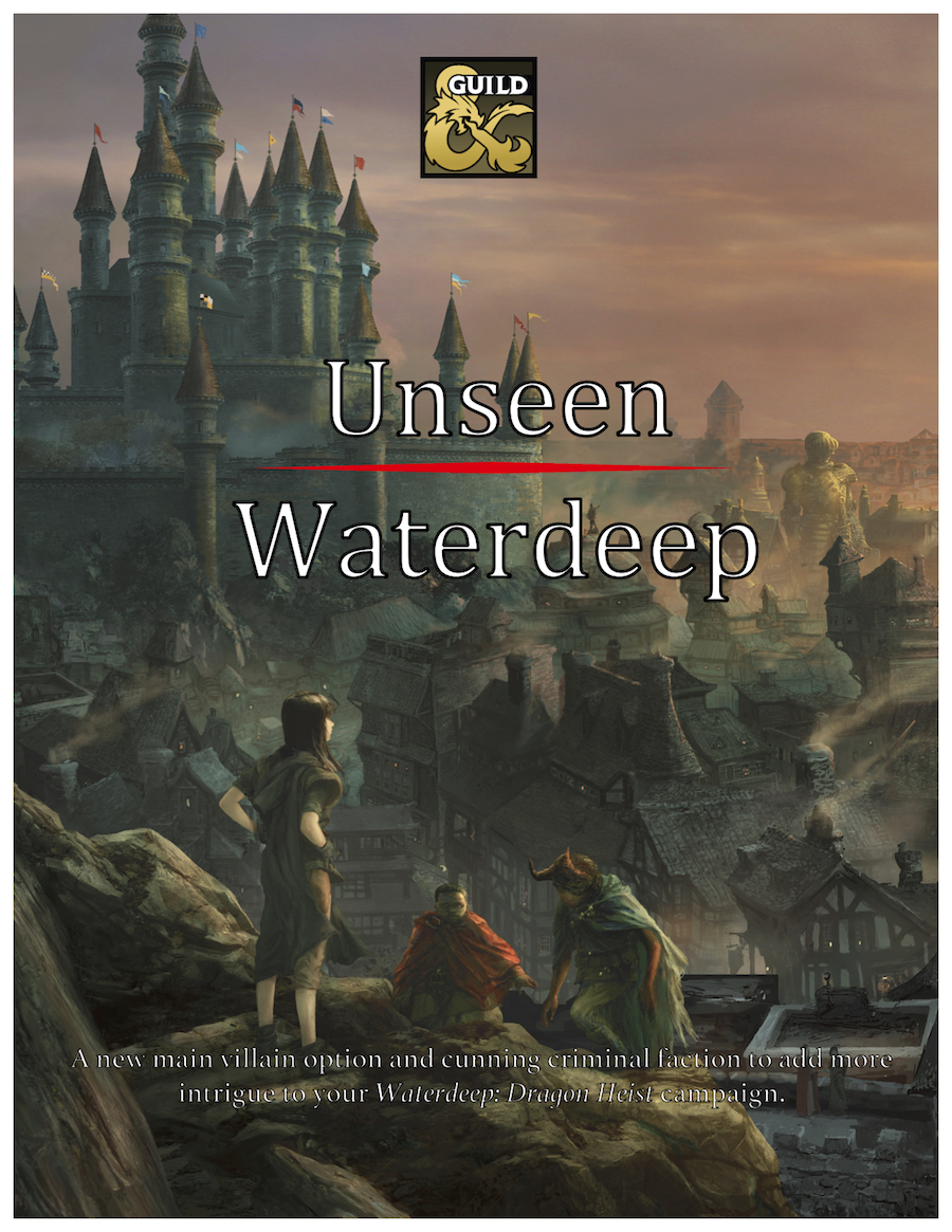 d&d waterdeep dragon heist pdf