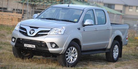 2015 foton tunland manual 4x4 review