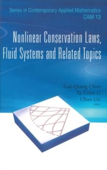 conservation laws pdf