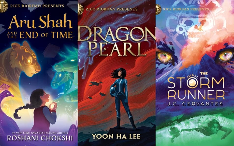 aru shah and the end of time pdf oceanofpdf
