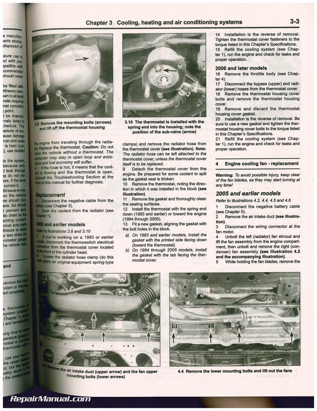 1990 mx 5 service manual