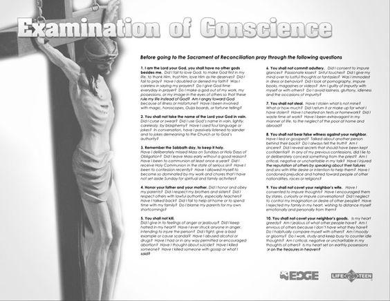 catholic confession guide pdf