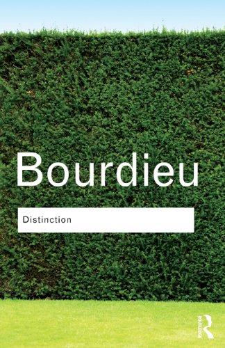 bourdieu distinction pdf