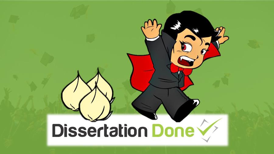 dissertation urban dictionary