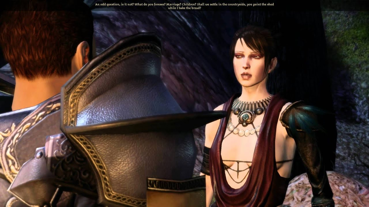 dragon age origins romance guide