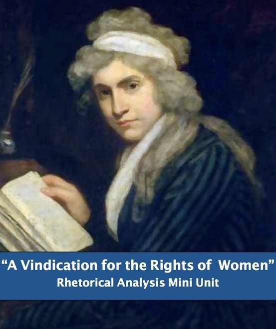 a vindication of the rights of woman analysis pdf