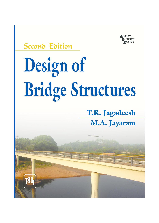 bridge design pdf books