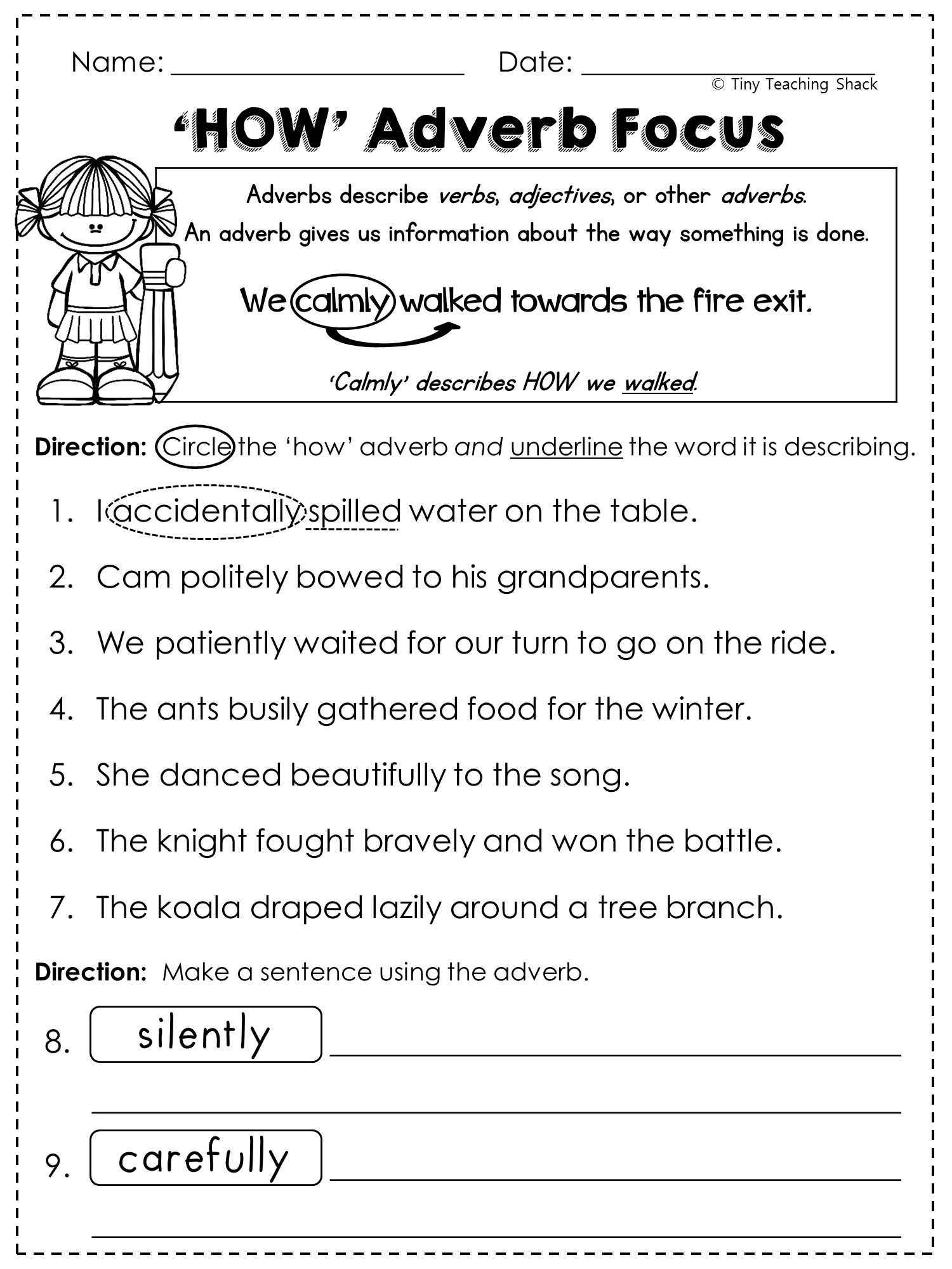 adverbs of certainty worksheets pdf