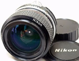 ai-s 20mm f2.8 manual focus