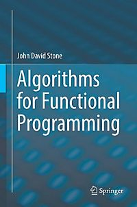 algorithms for functional programming pdf