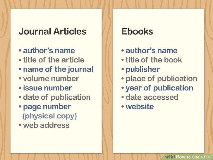 apa referencing a pdf
