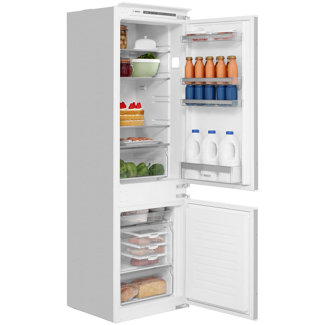 bosch fridge freezer kiv manual