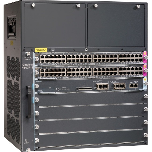 cisco catalyst 4507r-e manual