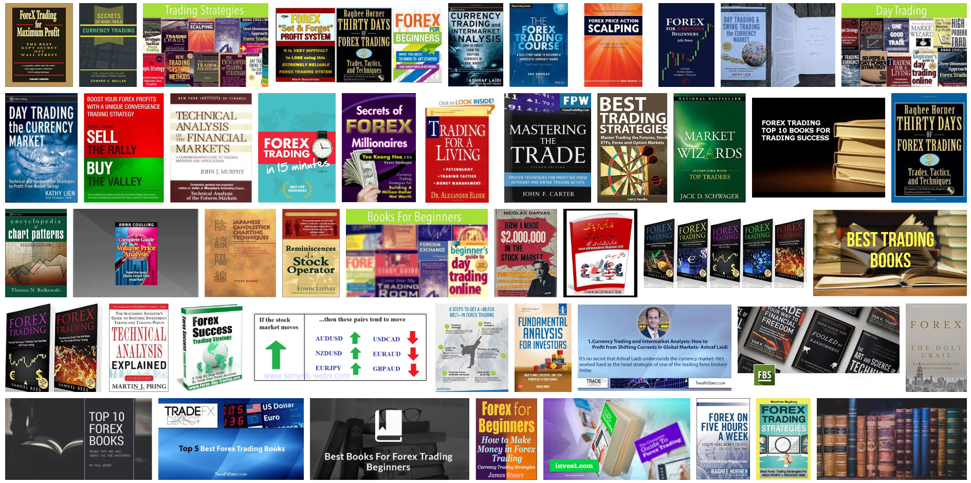best forex books 2018 pdf