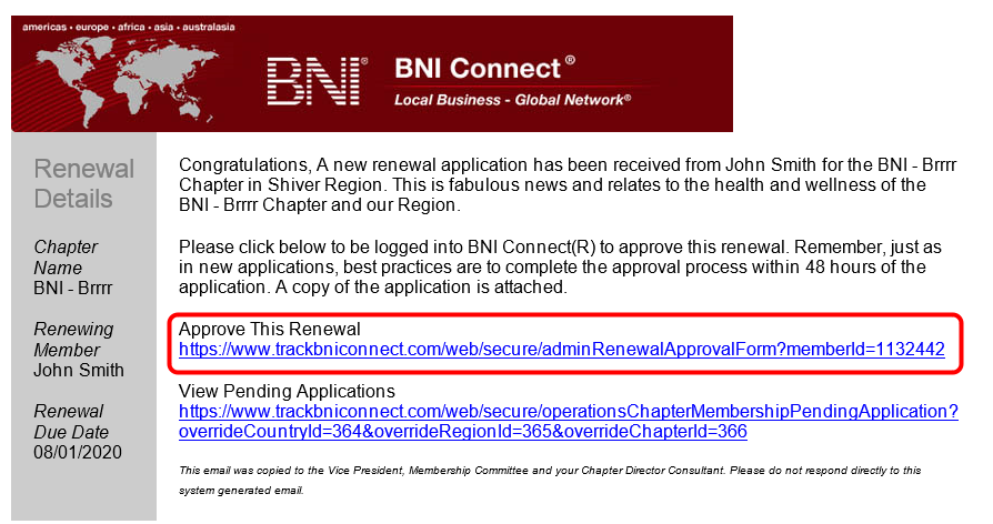 bni application process