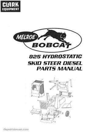 bobcat 324 manual
