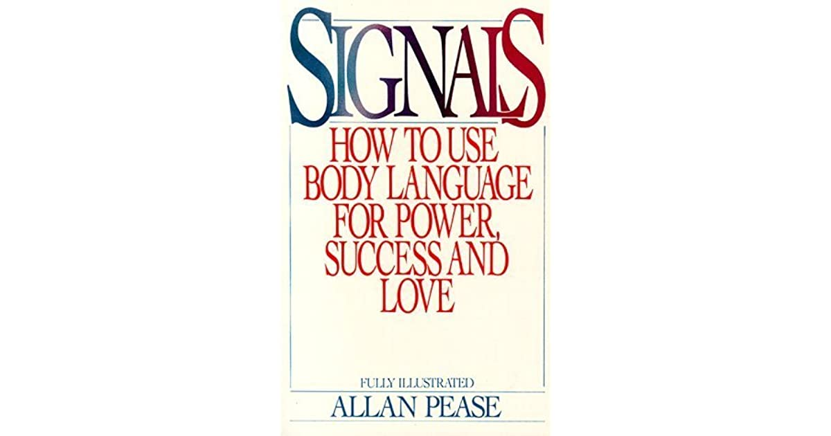 body language of love allan pease pdf