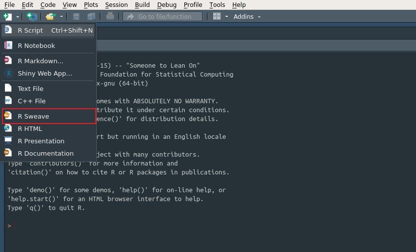 breaking rmarkdown compile to pdf