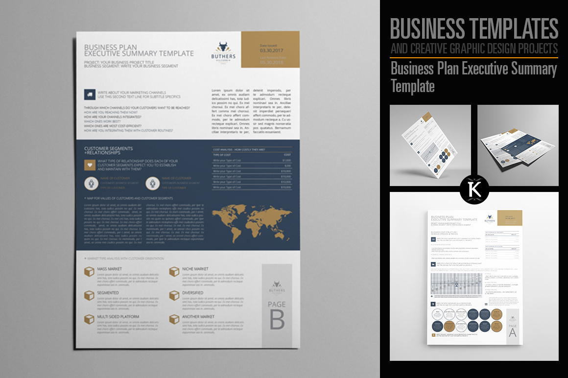 business proposal executive summary sample