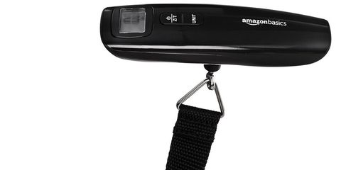 beurer luggage scale instructions