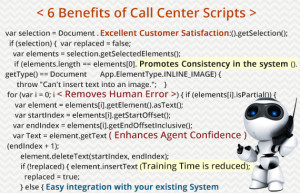 call center scripts for agents pdf
