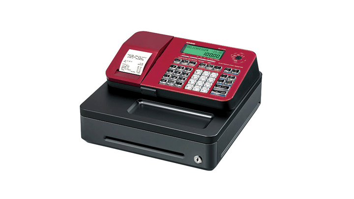 casio cash register manual