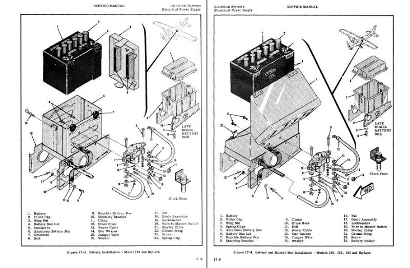 cessna u206g parts manual