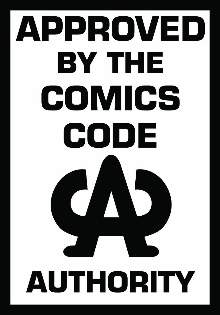 comic code authority guide lines